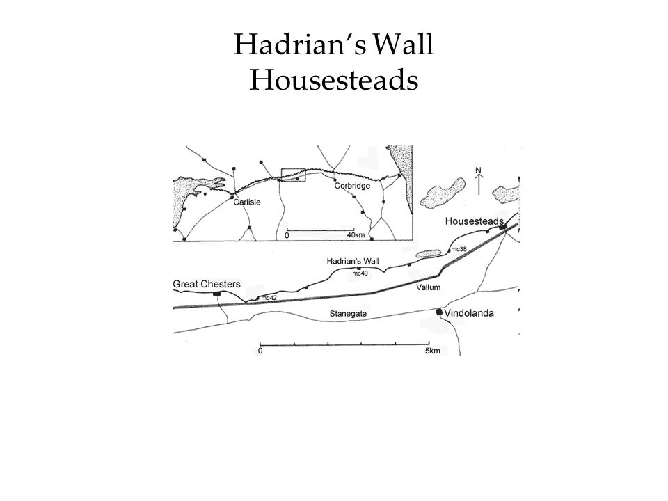 Hadrians Wall Housesteads