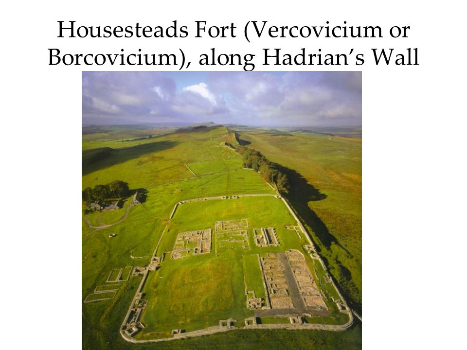 Housesteads Fort (Vercovicium or Borcovicium), along Hadrians Wall