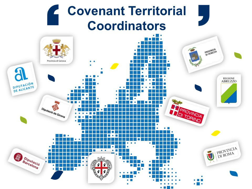 Covenant Territorial Coordinators