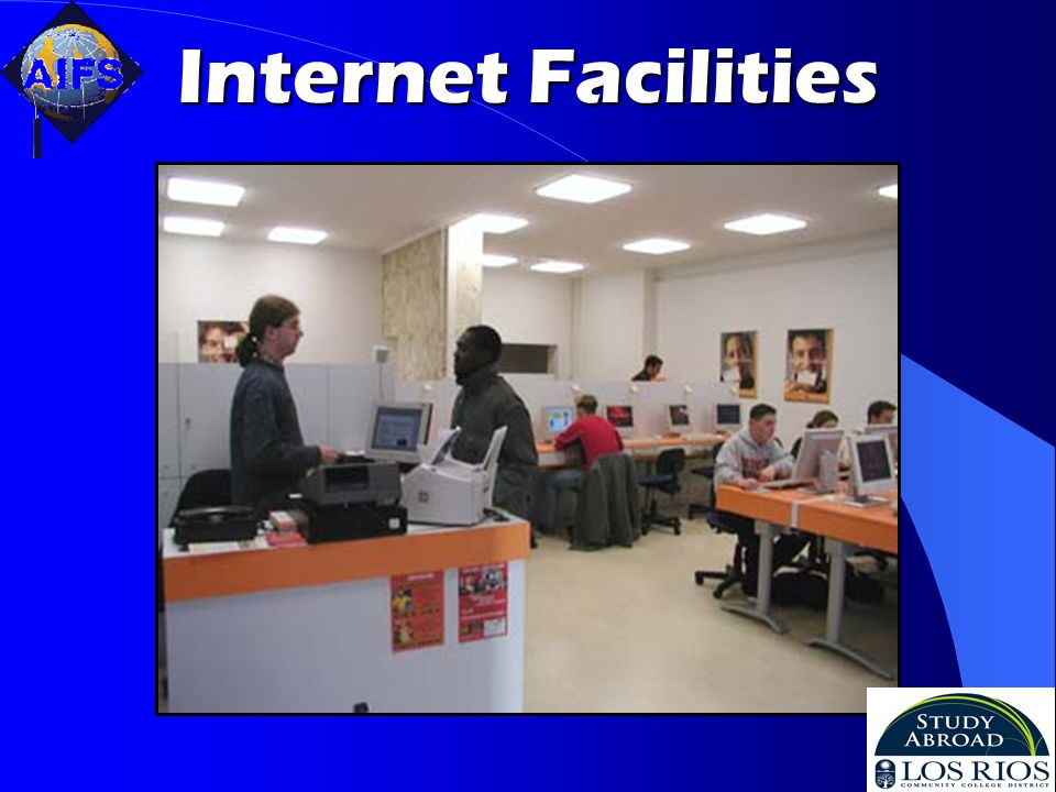 Internet Facilities
