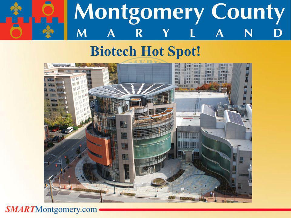 Biotech Hot Spot!