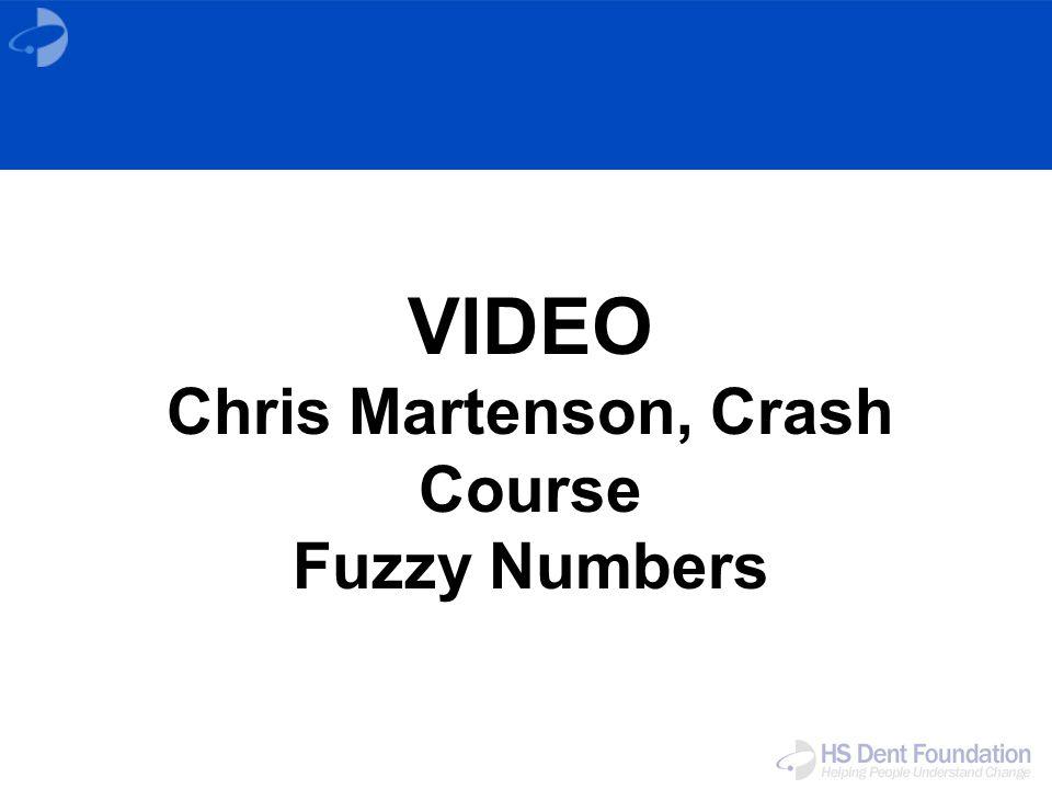 VIDEO Chris Martenson, Crash Course Fuzzy Numbers