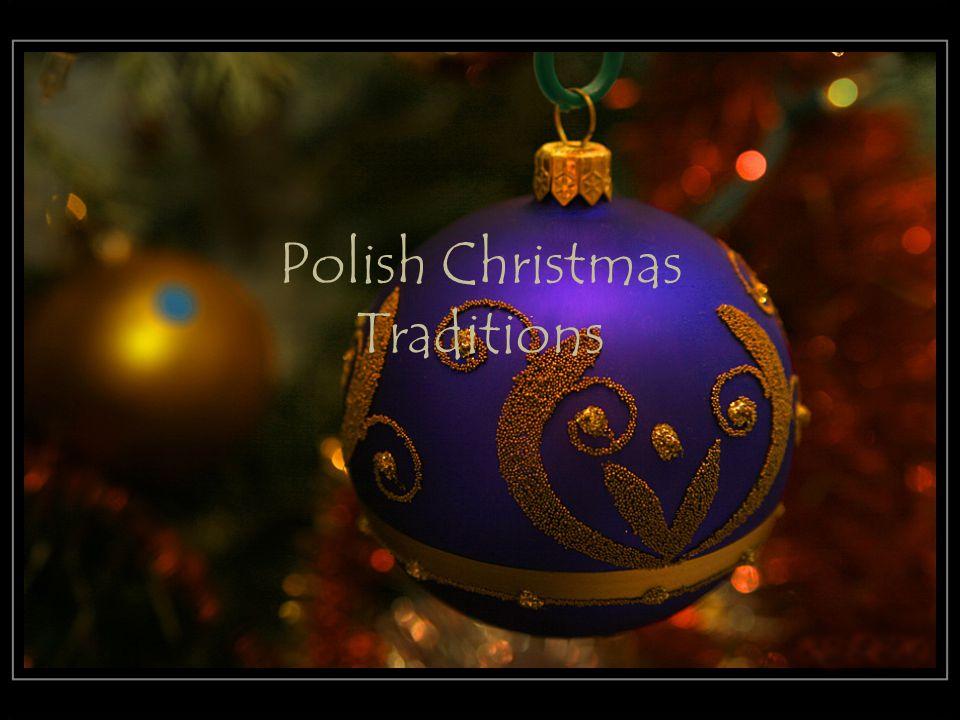 Polish Christmas Traditions