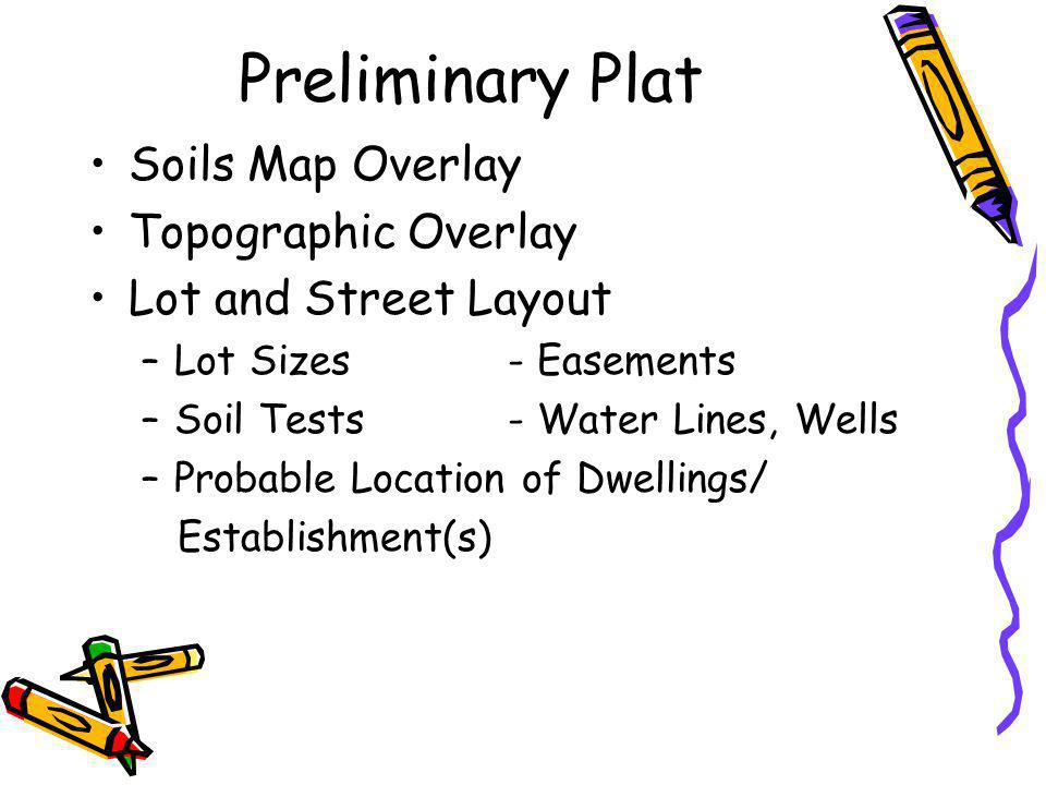 SPP PHASE 2 DISCUSSION ITEMS Site Evaluation Results –Soil Mapping, Morphology or Boring Data –Perc Rates –Restrictive Layers Groundwater / Redox / Chroma 2 Indicators Rock Slope –Other Soil and Landscape Issues –Flooding Frequencies