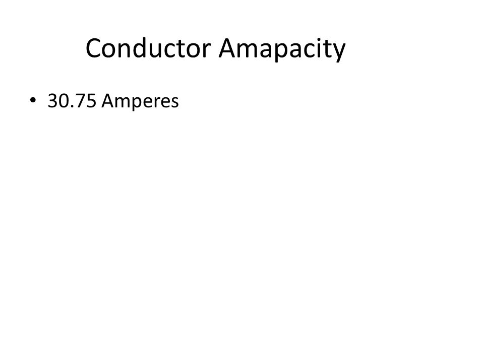 Conductor Ampacity What is the ampacity of 2 AWG TW aluminum conductor installed in a conduit that is installed in a boiler room with an ambient temperature of 103 degrees F and the conductor is installed in a conduit with a total of 17 current carrying conductors?
