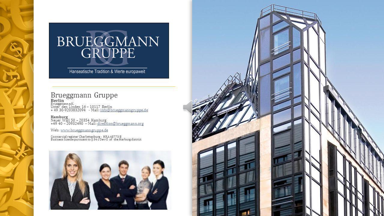 Brueggmann Gruppe Berlin Brueggmann e.K.
