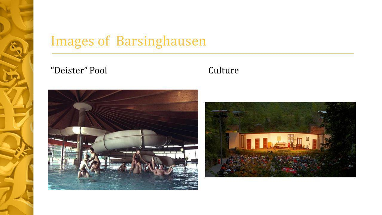 Images of Barsinghausen Barsinghausen Sports SchoolIndustry