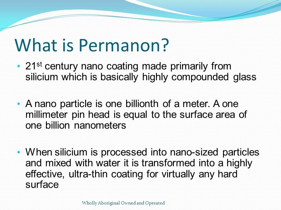 What is Permanon.
