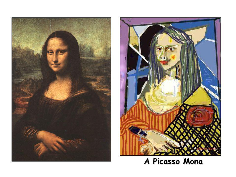 A Macaroni Mona Parody The Best Form of Flattery