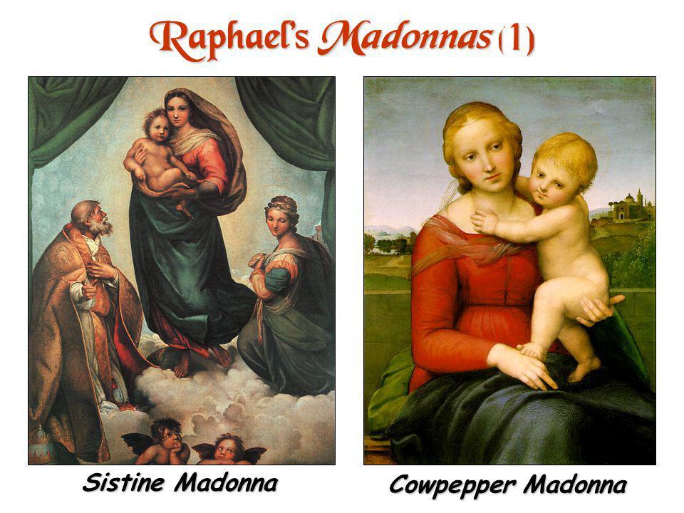 Raphaels Canagiani Madonna, 1507