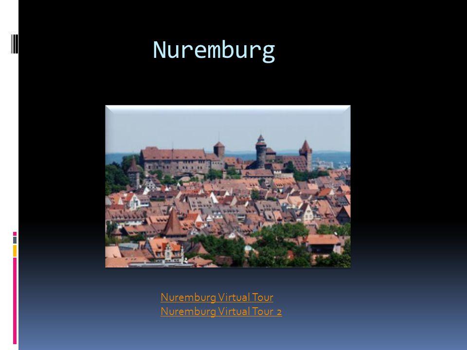 Nuremburg Virtual Tour Nuremburg Virtual Tour 2