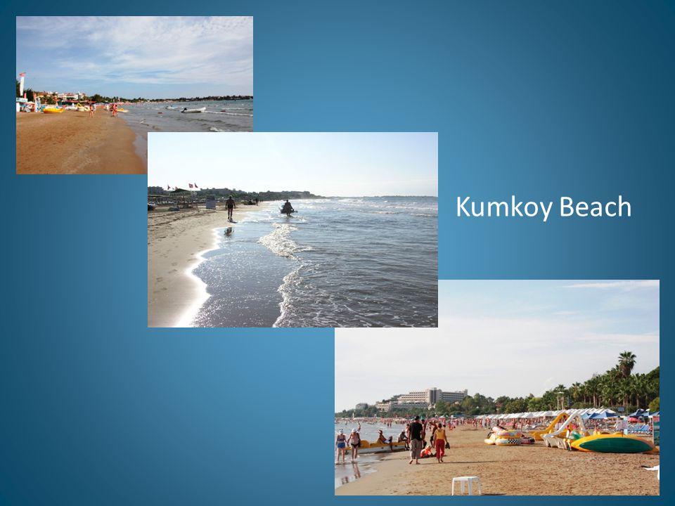 Kumkoy Beach