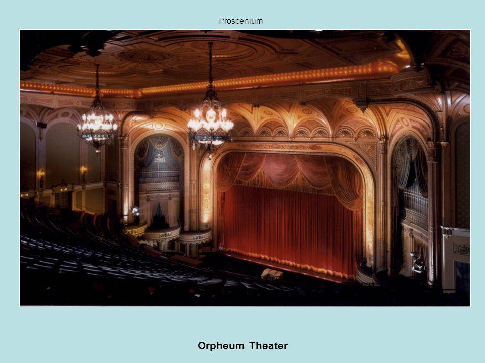 Elevators Proscenium