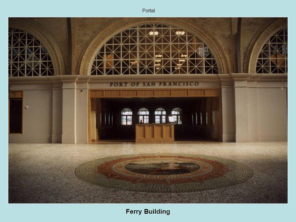 Ferry Building Portal