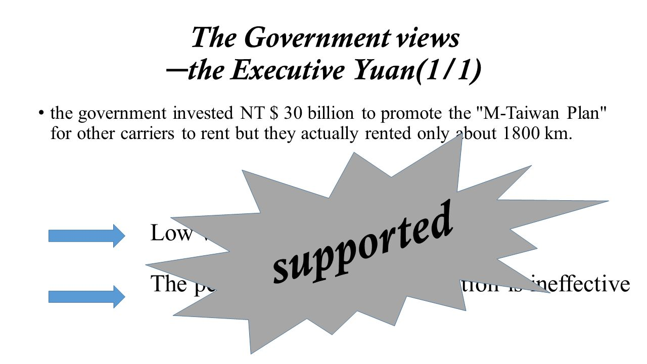 The Government views the Executive Yuan(1/1) the government invested NT $ 30 billion to promote the