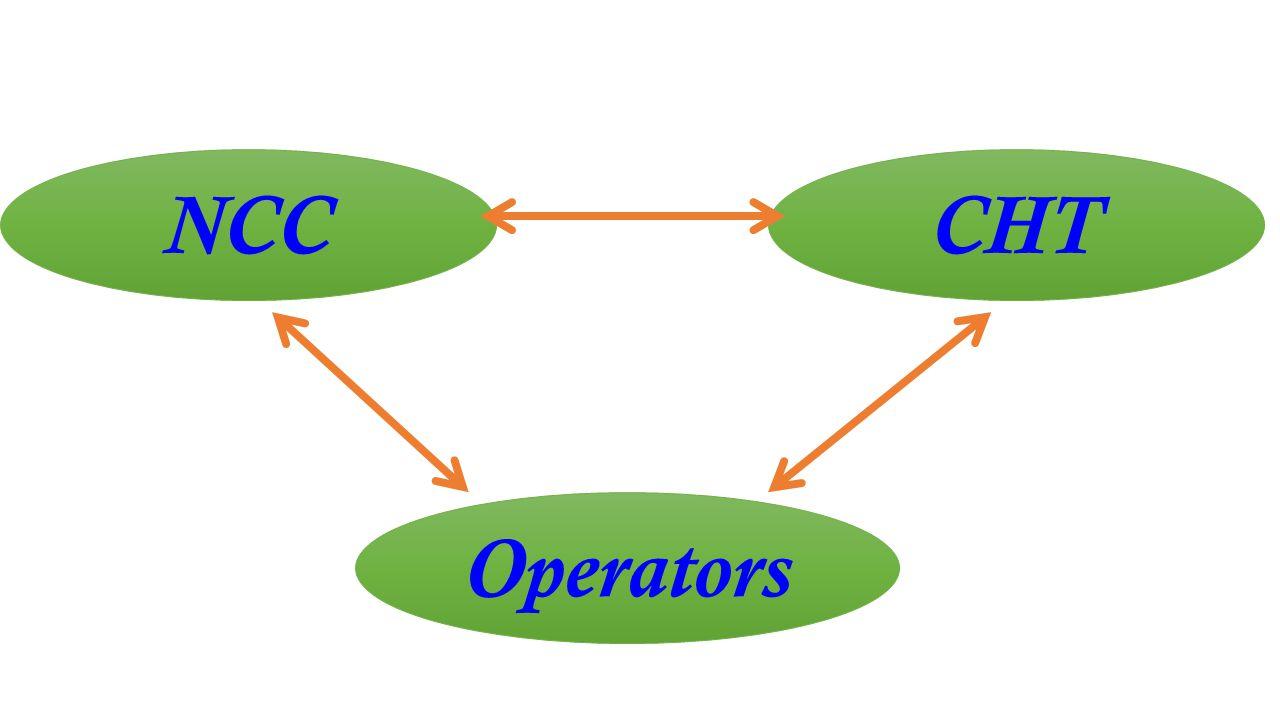 NCCCHT Operators