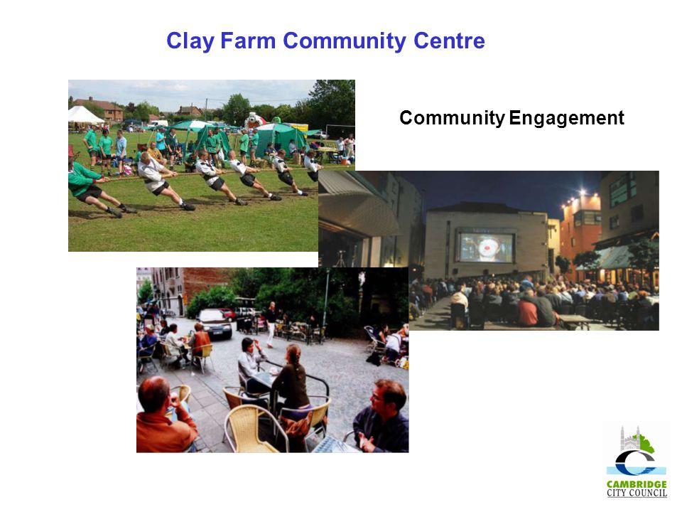 Clay Farm Community Centre Community Engagement