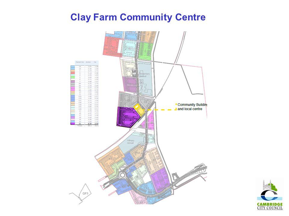 Clay Farm Community Centre