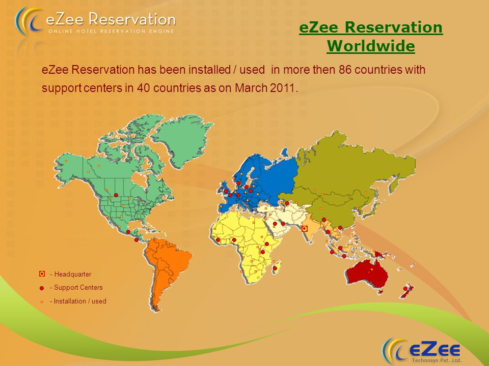 Key Features 1.Offer Reservation to Guest from your website with eZee Reservation.