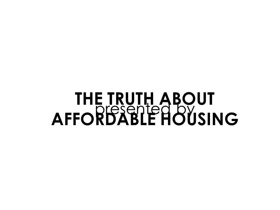 the Campaign for Affordable Housing Taking Action to Solve Americas Housing Crisis