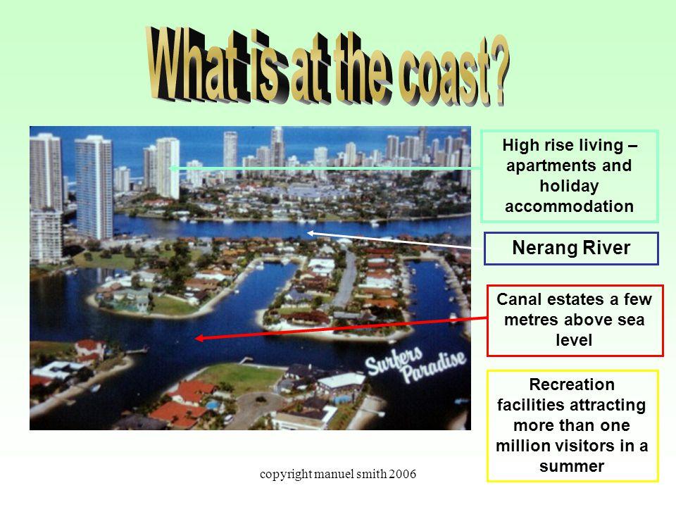 copyright manuel smith 2006 Australias highest apartment tower Australias most expensive island land