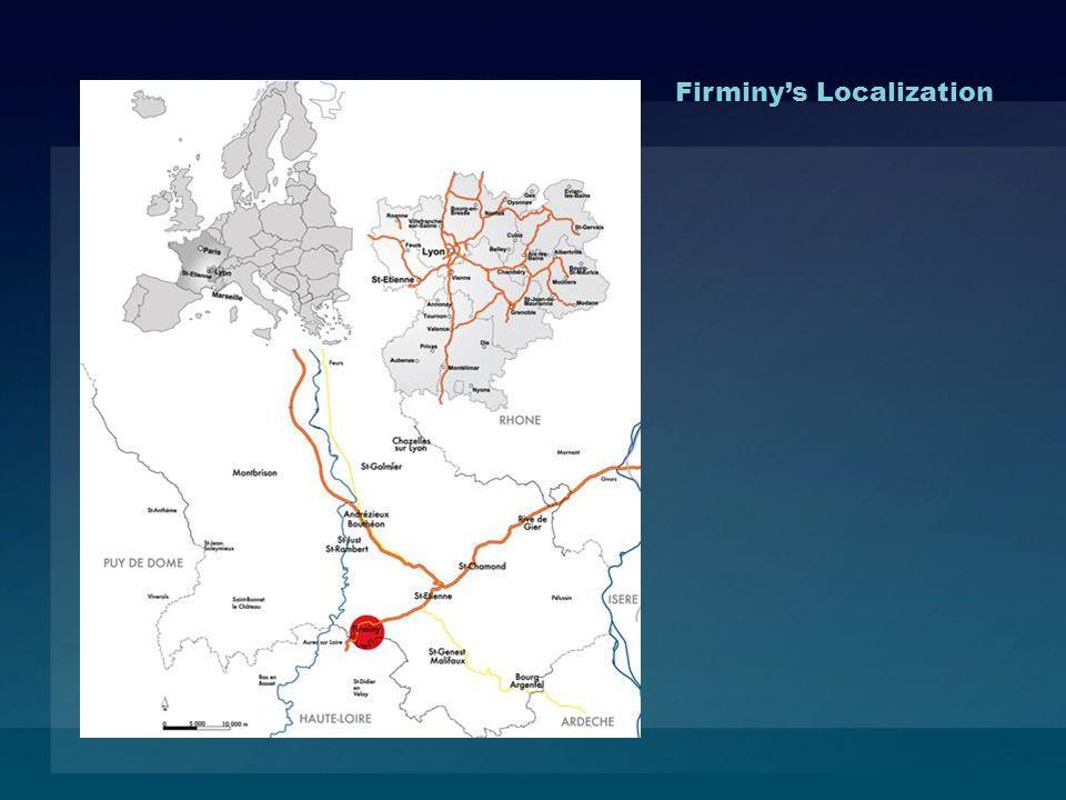 Firminys Localization