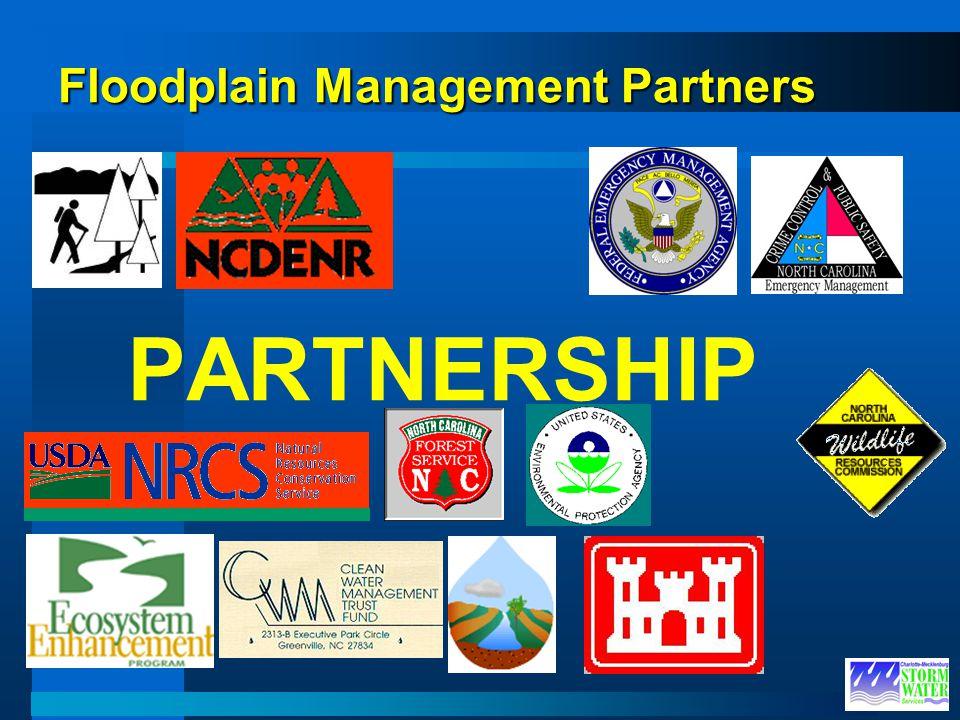 PARTNERSHIP S Floodplain Management Partners