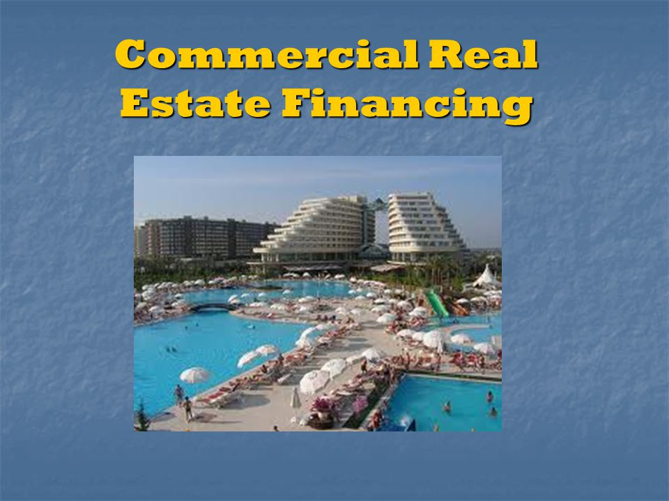 HospitalityResortApartments Shopping Malls Office Buildings Senior/Assisted Living and more…