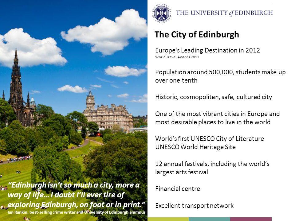 Were Here to Help The International Office The University of Edinburgh 33 Buccleuch Place Edinburgh EH8 9JS Scotland, UK E-mail: international.enquiries@ed.ac.ukinternational.enquiries@ed.ac.uk Call: +44 (0)131 650 4296 www.ed.ac.uk/studying/international