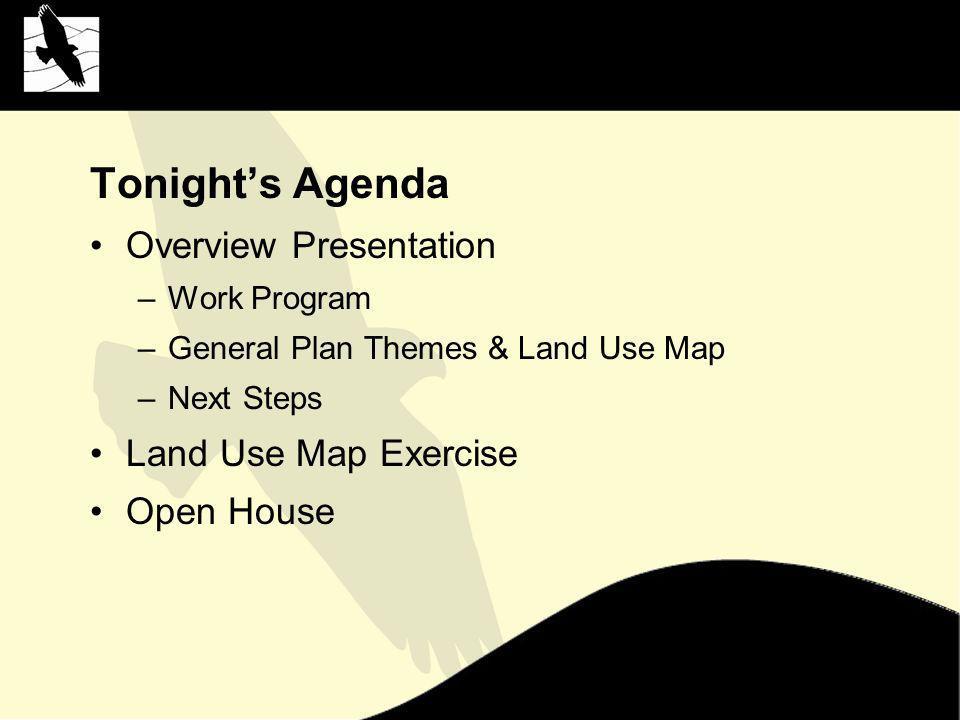 Key General Plan Contacts Tom Bartlett, City Planner (818) 878-4225 x 234 tbartlett@cityofcalabasas.com Joe Power, AICP, Rincon Consultants (805) 641-1000 x 12 jpower@rinconconsultants.com Erik Justesen, RRM Design Group (805) 543-1794 EPJustesen@rrmdesign.com