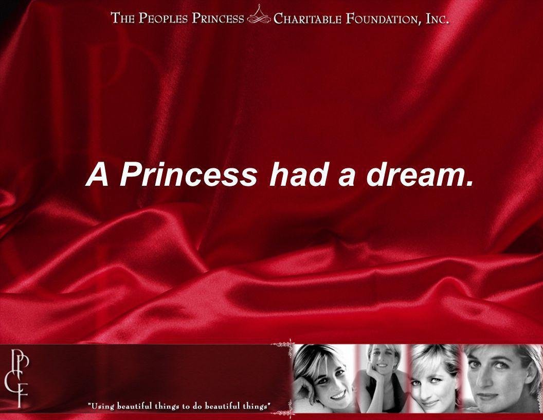 A Princess had a dream.