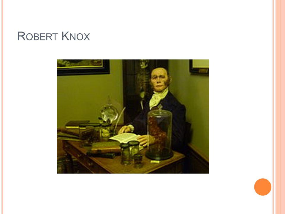 R OBERT K NOX
