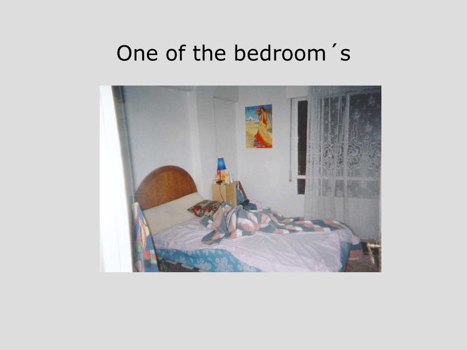 One of the bedroom´s