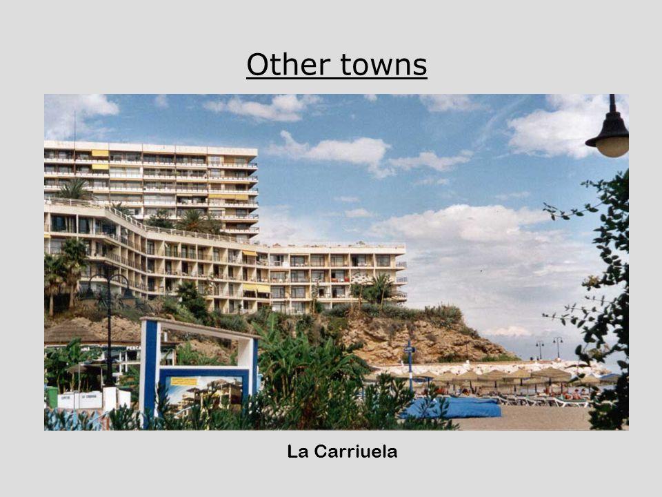 Other towns La Carriuela
