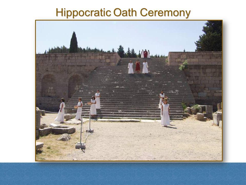 Hippocratic Oath Ceremony