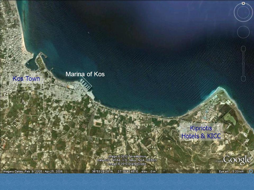 Marina of Kos Kos Town Kipriotis Hotels & KICC