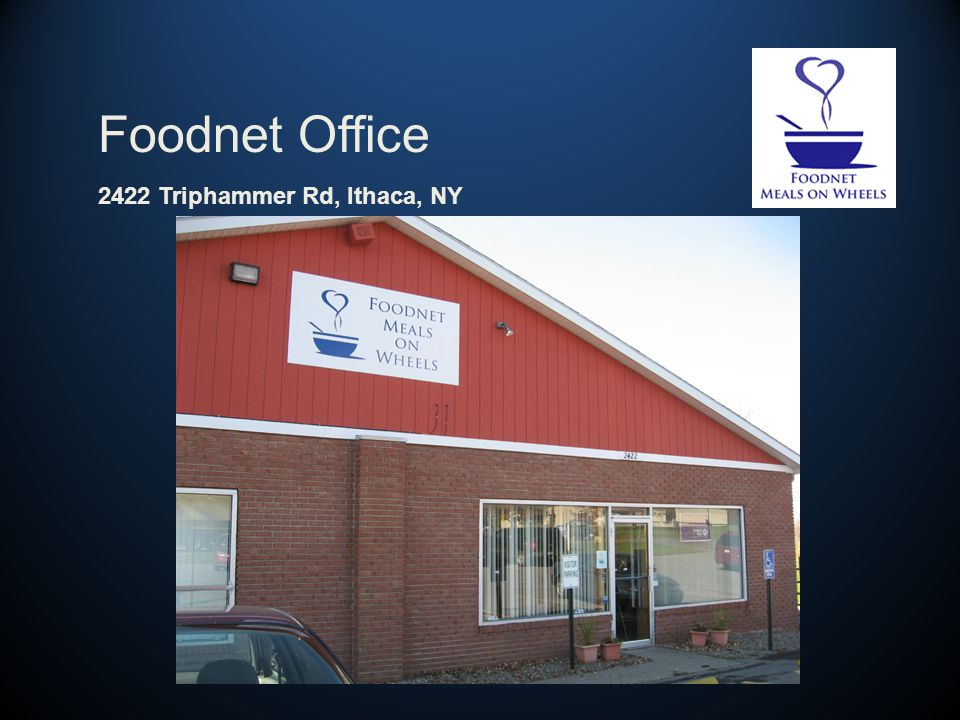 Foodnet Office 2422 Triphammer Rd, Ithaca, NY