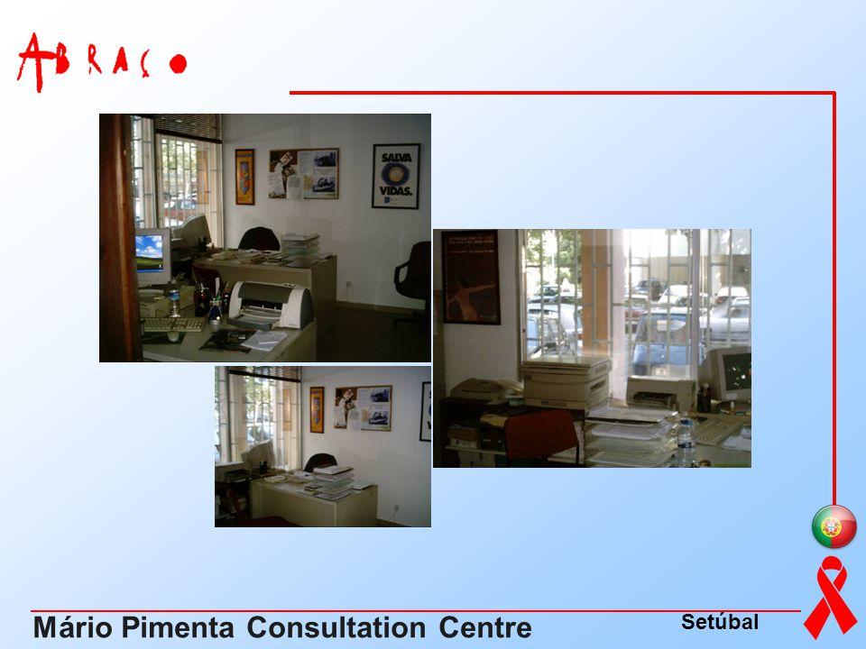 Mário Pimenta Consultation Centre Setúbal