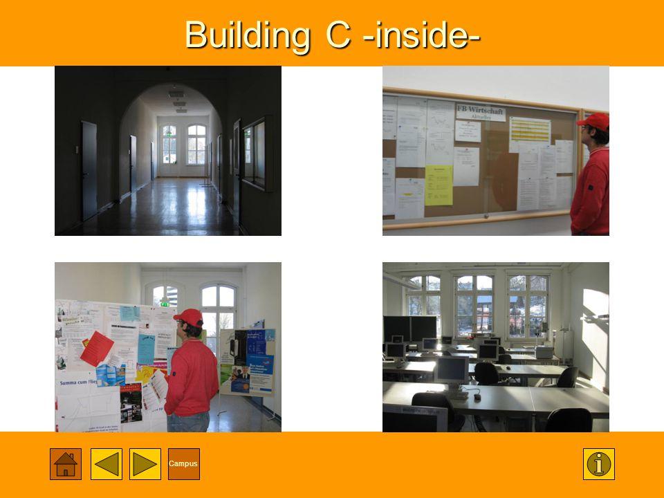 Campus Building C -inside-