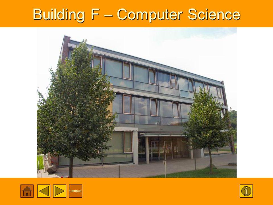 Campus Building F – Computer Science