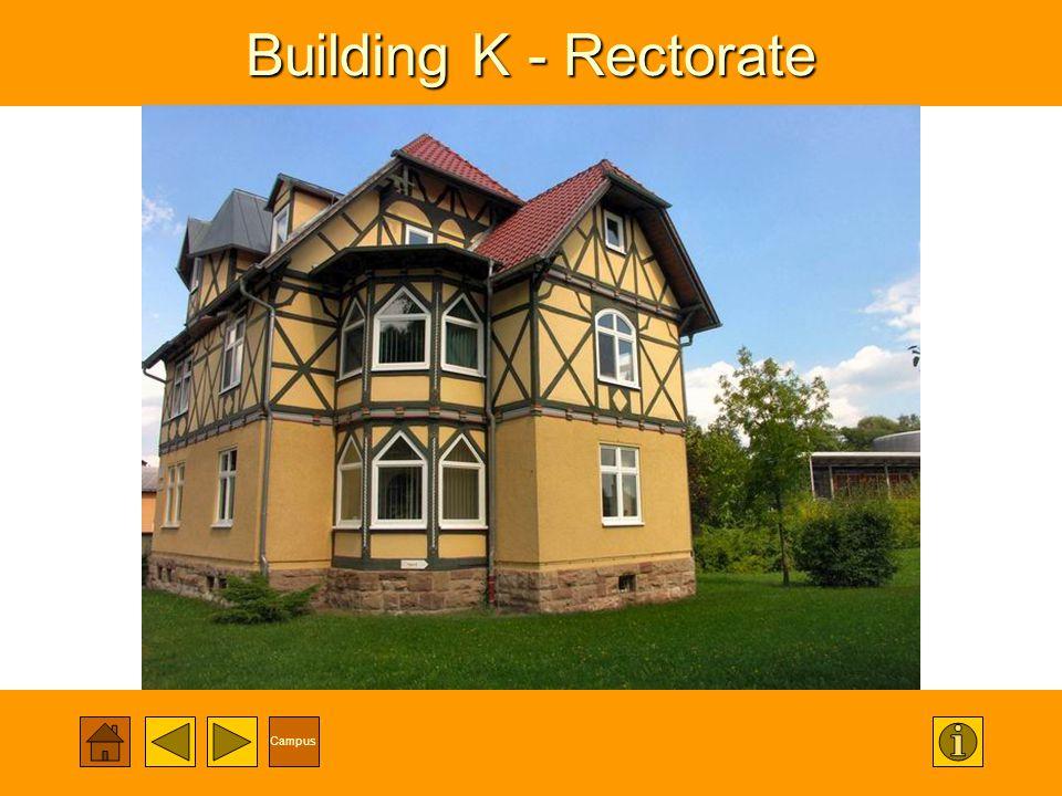 Campus Building K - Rectorate