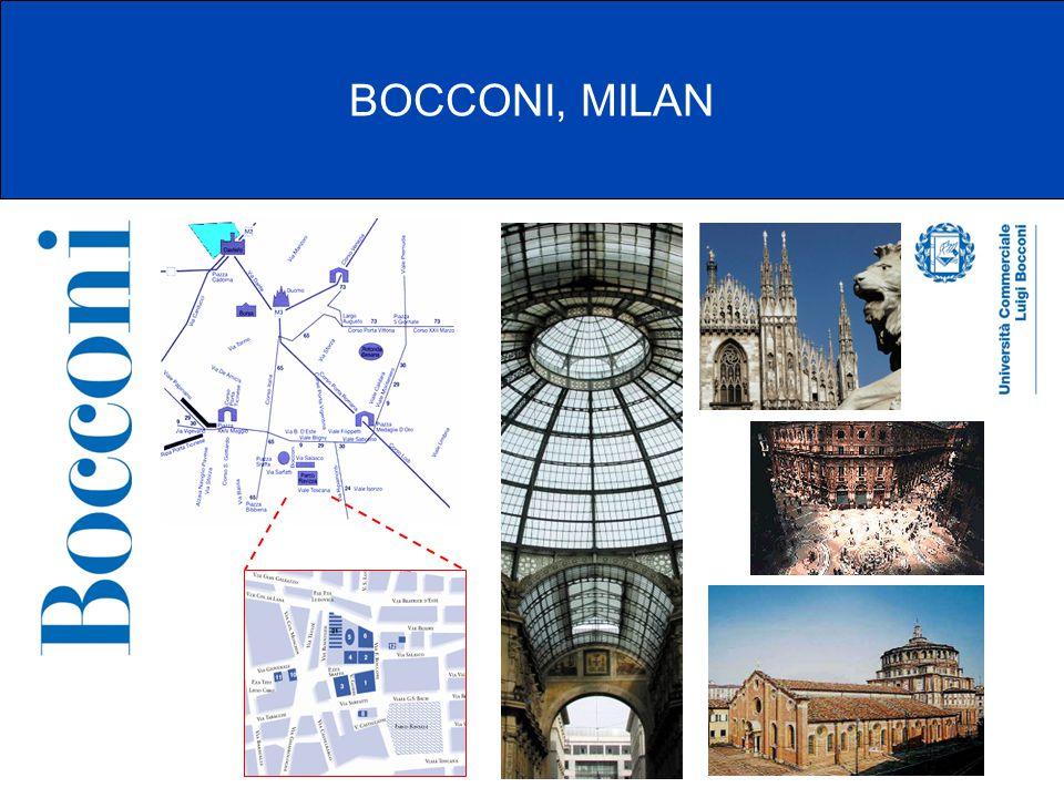 BOCCONI, MILAN