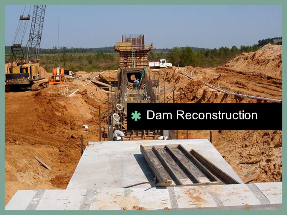 Dam Reconstruction