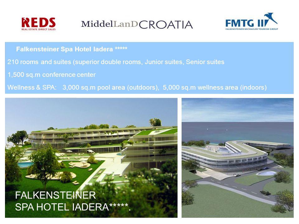 FALKENSTEINER SPA HOTEL IADERA*****.