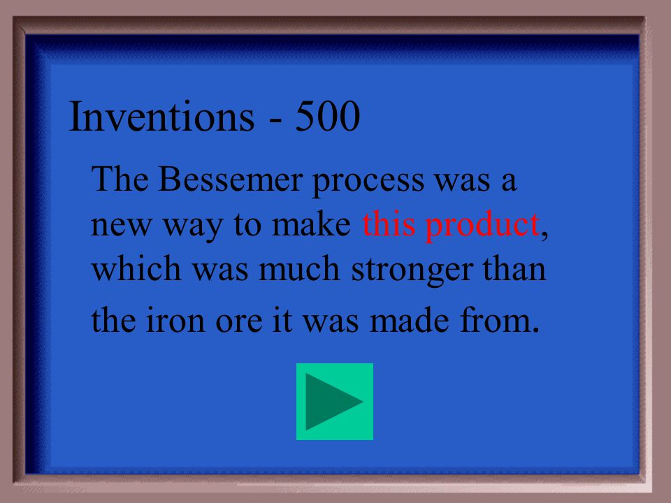 Inventions - 400 The Wright Brothers
