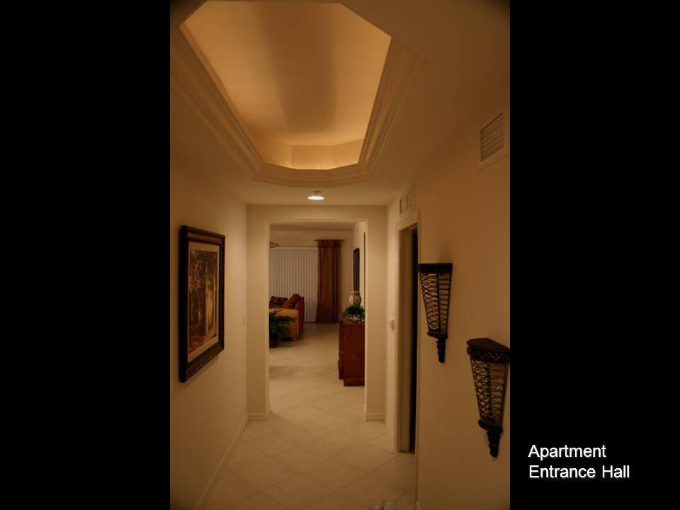 Apartment Entrance Hall
