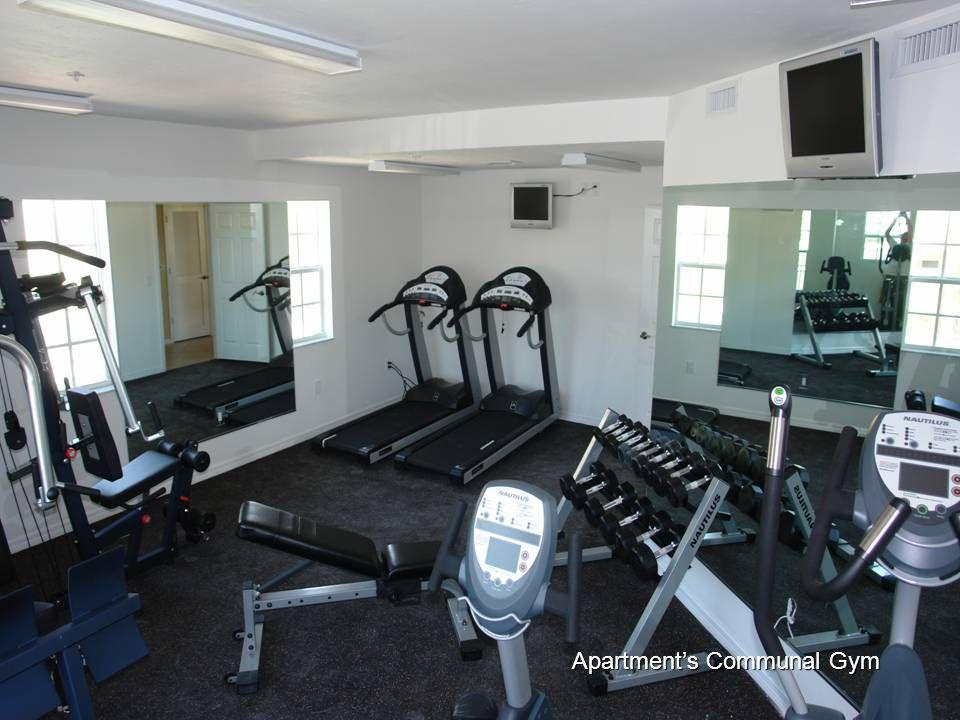 Apartments Communal Gym