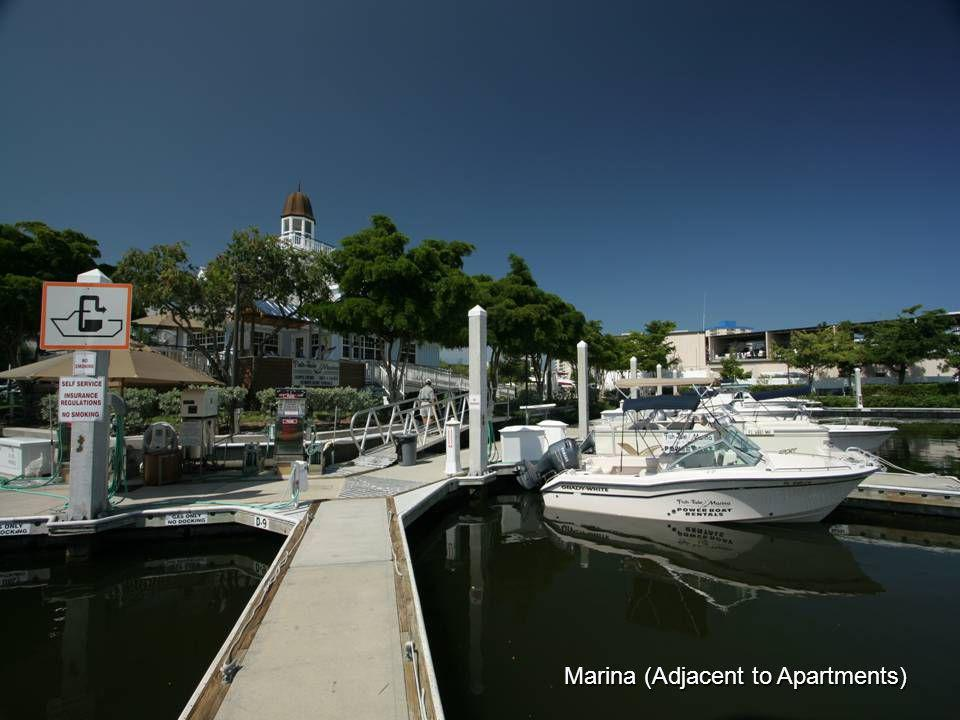Marina (Adjacent to Apartments)