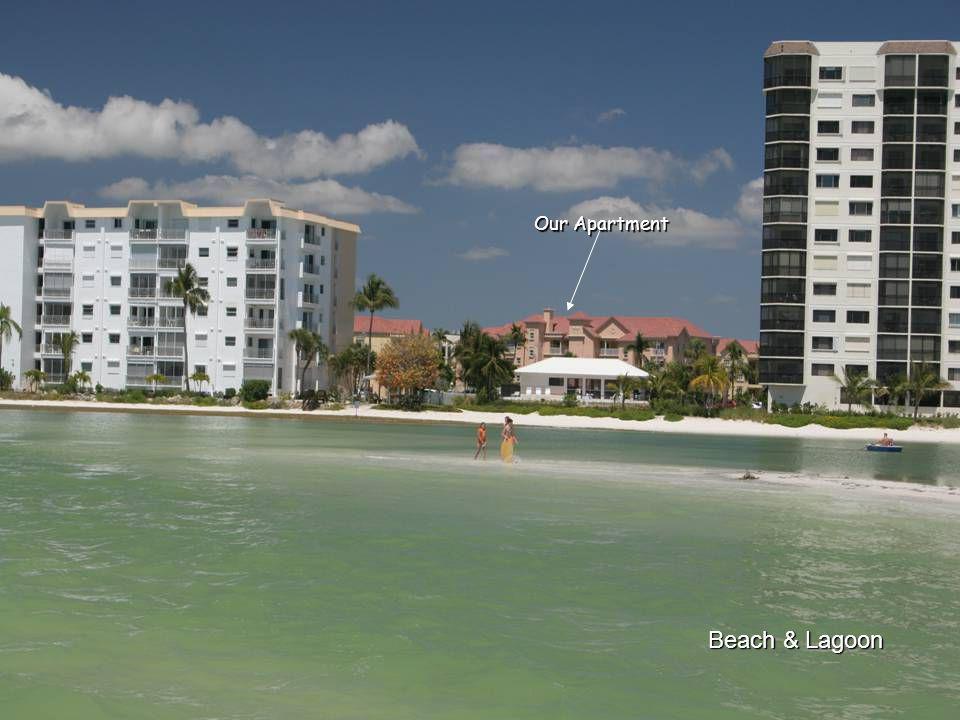 Our Apartment Beach & Lagoon