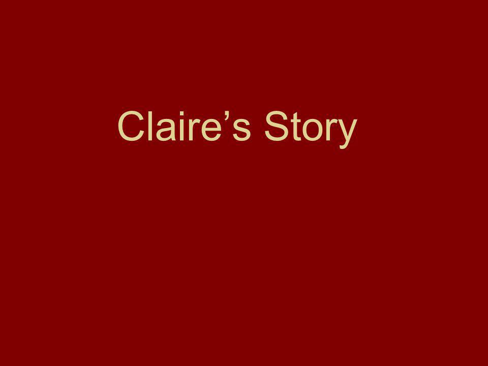 Claires Story